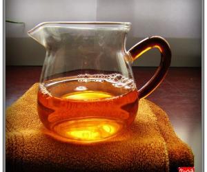 冷水泡茶慢慢浓