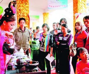 第一届海峡两岸(安溪)茶机具博览会开幕