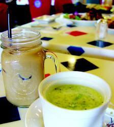 """品�L健康美�的西式""""茶��"""""""