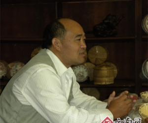 专访普洱茶文化使者白荣华:在传承中发扬创新