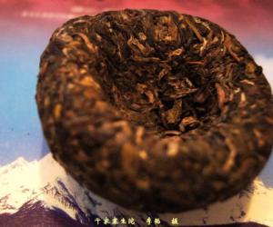 千家寨茶,绚烂至极乃平淡