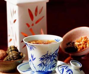 茶艺演示:花茶茶艺