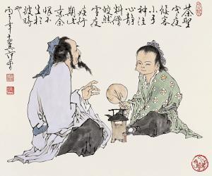 茶经白话解释:六 之饮(茶的饮用)