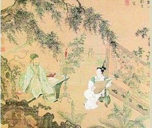 明代茶画的文化特色画