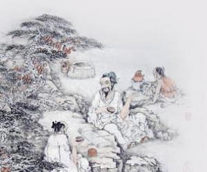 茶诗咏大红袍(四首)