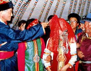 茶叶是蒙古族订婚礼品