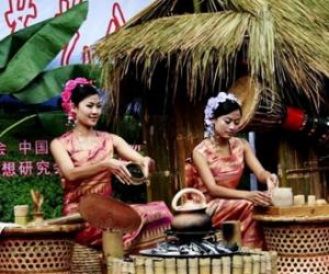 傣族民俗与普洱茶文化