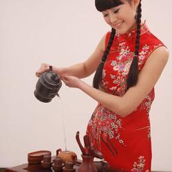 今古茶具冲泡艺术的不同