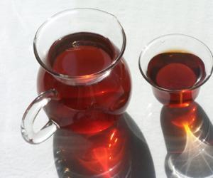 普洱熟茶汤色辨别