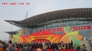 第十三届中国(寿光)国际蔬菜科技博览会开幕