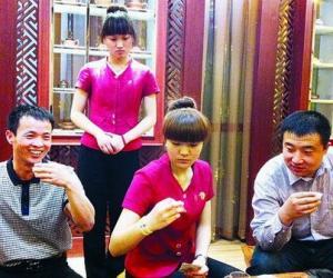 纪念茶品鉴会:石家庄茶城推普洱纪念茶