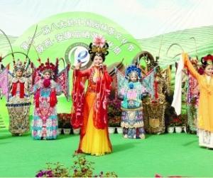 安康富硒茶文化周:汉水龙泉共泡香茗