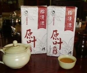 黑茶的饮用和养生功效