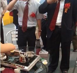 2012北京茶博会:名峰茶业收获颇丰