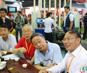 广州春季茶博会:广州贵州等领导亲临