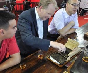 广州茶博会:安化黑茶深耕广东茶市
