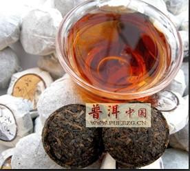 普洱茶收藏的注意事�