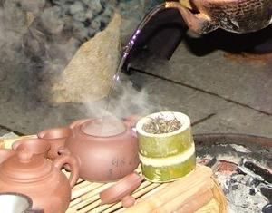 中国少数名族的茶文化