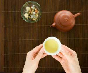自古流传的沏茶技艺