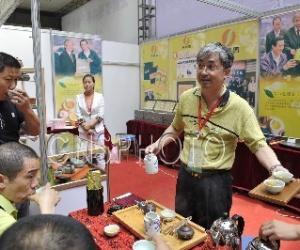 """台湾茶商山西布道 话两岸""""茶""""别"""