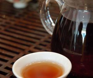 对黑茶的审评