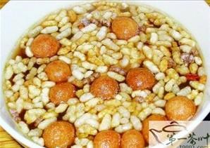 新疆塔塔尔族茶俗 奶茶