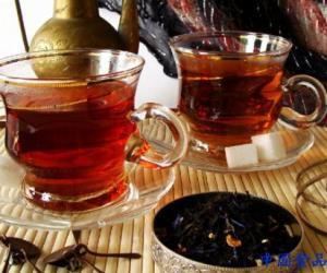 女人的美食养生――茶