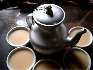 藏族酥油茶与酥油茶文化