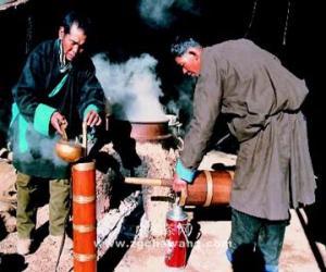 西藏高原茶文化共构中华茶文化大观