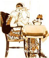 正统英式维多利亚下午茶