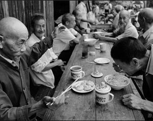 诸葛八卦村的早茶文化与饮茶习俗
