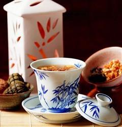 维吾尔族的独特饮茶习俗