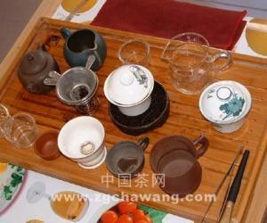 中国茶艺外传的两个方向、两种遭遇