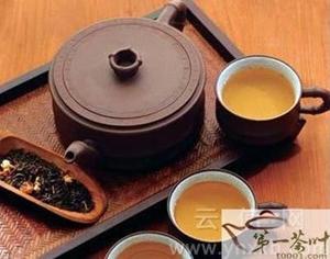 白族三道茶待客的习俗由来
