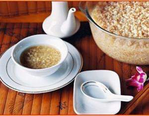 潜江的米茶习俗与米茶的作法