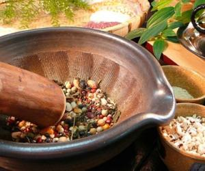 佤族人的擂茶文化