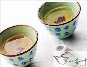 长饮绿茶能抑制心脏病发生机率