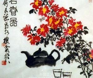 茶与美术的亲密接触[茗茶图]