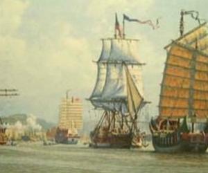 清代中美茶叶贸易对美国影响