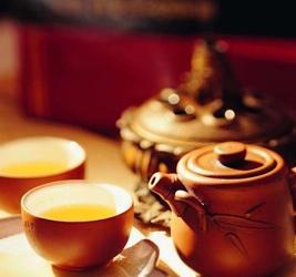 云南鹤庆的独特饮茶习俗