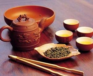 汉族的饮茶文化与清饮习俗