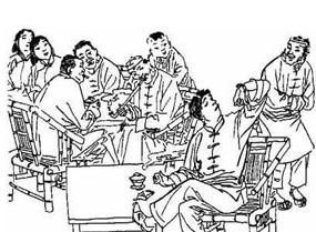 明清茶馆:茶馆发展的黄金时期