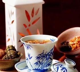 花茶茶艺表演解说词