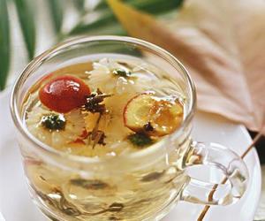 茶治感冒:薄荷茶和生葱茶