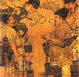 古代民间斗茶习俗和斗茶工具介绍