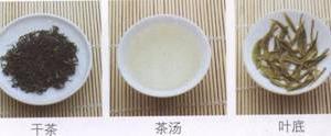 名茶品鉴:雷公山清明茶