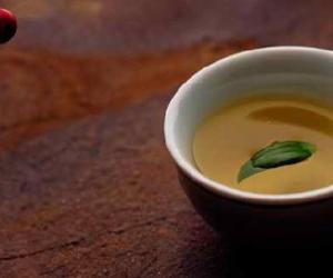 中国药茶的起源和发展
