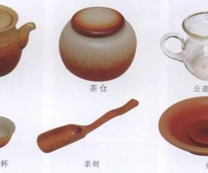 鉴黑茶、泡黑茶:普洱熟饼茶