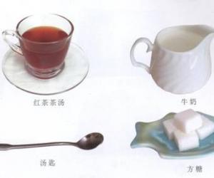 鉴红茶、泡红茶:牛奶红茶