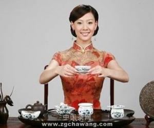 宜兴式茶艺步骤